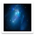 Shadow Nebula LIVE wallpaper icon