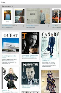 Issuu: 15mil+ Free Magazines - screenshot thumbnail