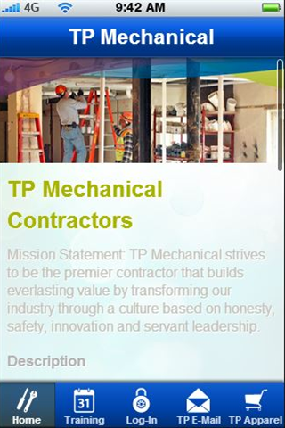 TP Mechanical Contractors