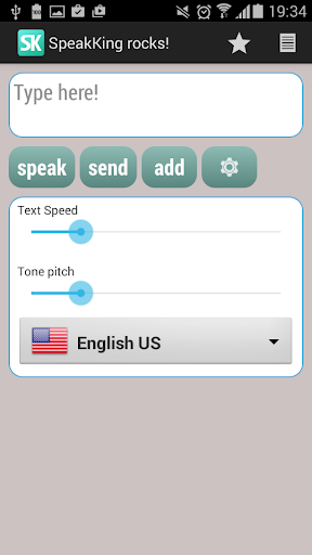 Text to Speech - SpeakKing Pro