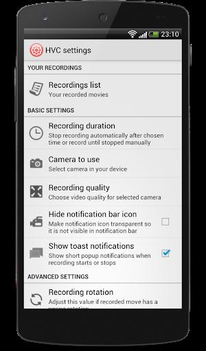 【免費媒體與影片App】Hidden Video Camera-APP點子