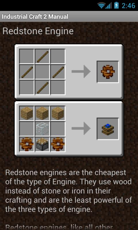 Tekkit Manual Pro - screenshot