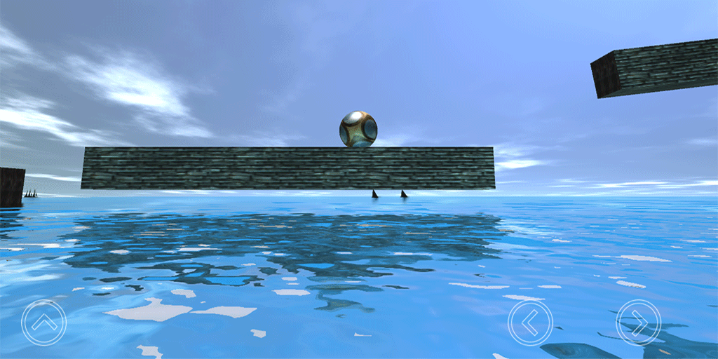 Gods ball - screenshot