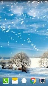 Winter Snow Live Wallpaper PRO v1.1.9