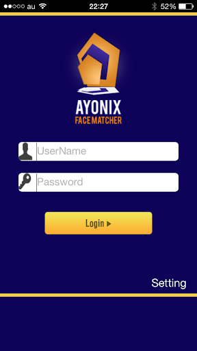 Ayonix Facematcher