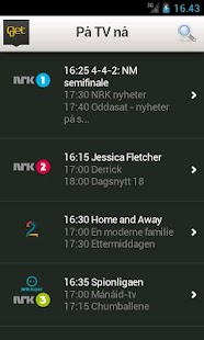 Get TV-guide- screenshot thumbnail