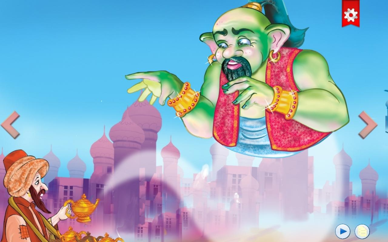 Aladdin and the magic lamp - Android Apps on Google Play for Aladdin And The Magic Lamp Book  284dqh