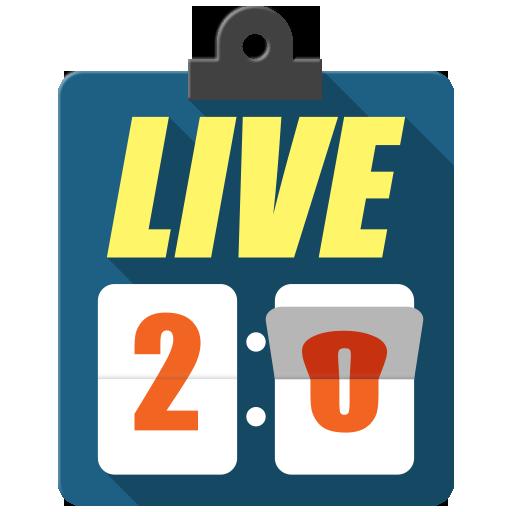 賽事實況中心 LiveScore 運動 App LOGO-APP試玩
