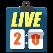 賽事實況中心 LiveScore