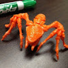3D Printed Spider