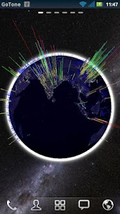 3D Globe Visualization Pro- screenshot thumbnail