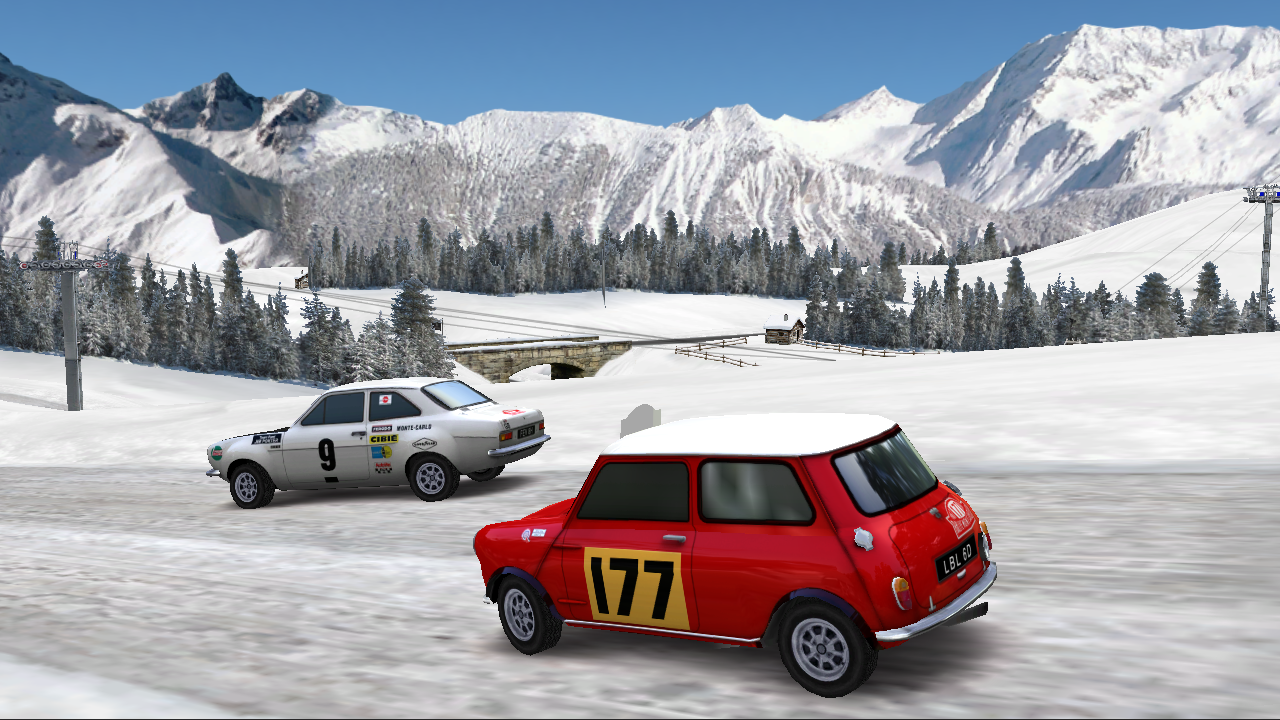 Pocket Rally - screenshot