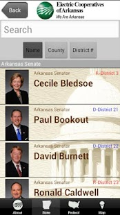 2015 AR Legislative Roster - screenshot thumbnail
