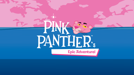 Pink Panther's Epic Adventure