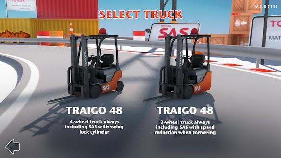 Forklift Challenge- screenshot thumbnail