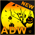 Halloween Theme for ADW icon