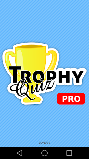 Trophy Quiz Pro