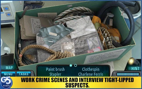 Special Enquiry Detail 2 - screenshot
