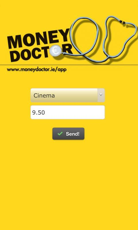 Money Doctor - screenshot