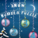Snow Number (Number Puzzle) logo