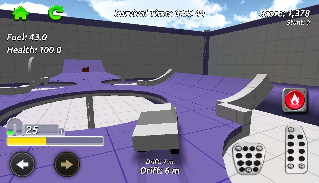 Stunt Car Driving Simulator 3D- screenshot
