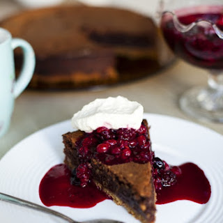 Crunchy Chocolate Bakewell Tart