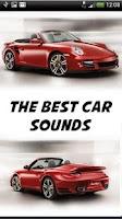 Screenshot of Best Car Sounds
