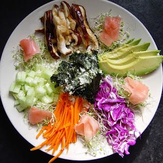 Sushi Style Buddha Bowl