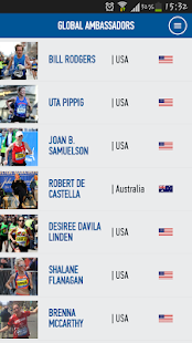 Boston Marathon World Run - screenshot thumbnail
