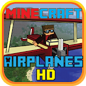Minecraft Airplanes HD