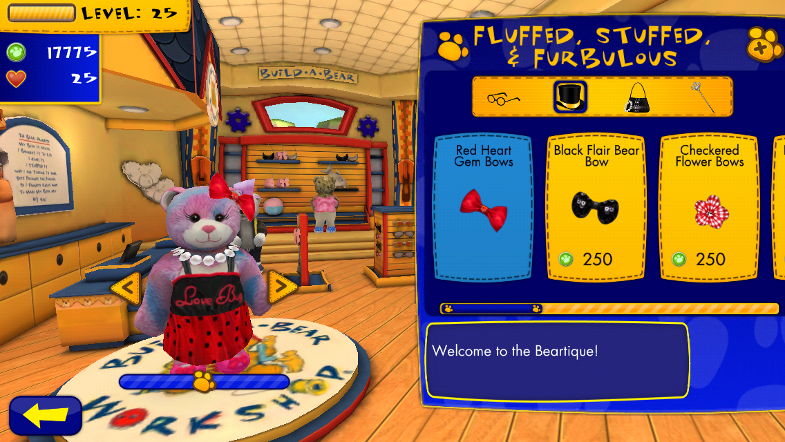 Build A Bear Bear Valley- screenshot