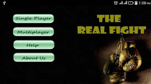 【免費動作App】The Real Fight-APP點子