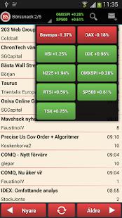 Börssnack - screenshot thumbnail