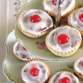 Diane's Almond Tarts
