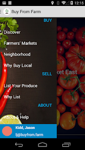 Buy From Farm  Farmers' Market screenshot 1