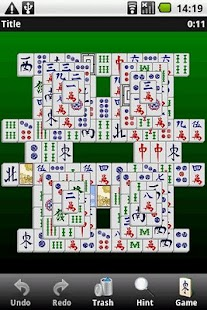 Mahjongg Builder - screenshot thumbnail