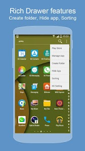 KK Launcher (Lollipop launcher v5.83