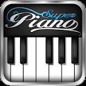 Super Piano FREE HD icon
