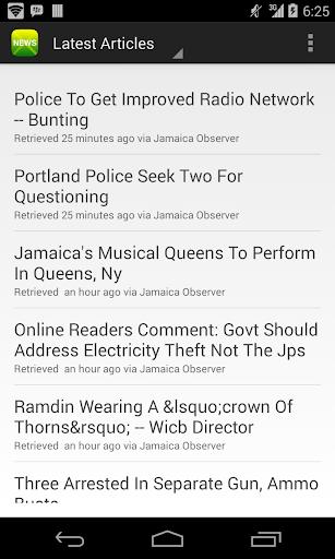 Jamaican News
