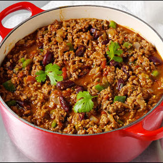 Slow Carb Chili