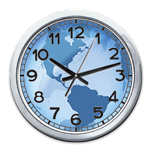 Time Machine - World Clock 商業 App LOGO-APP試玩
