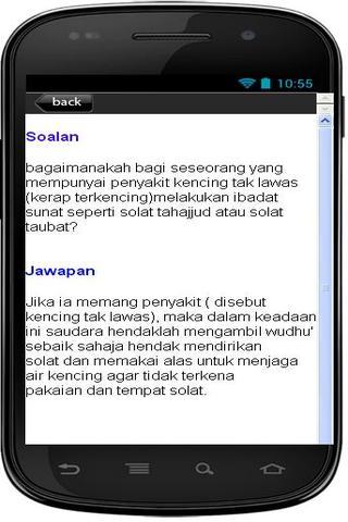 Cara Solat Tahajjud - screenshot