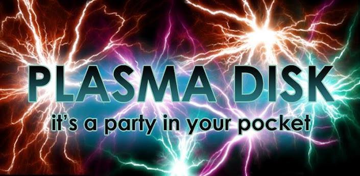 Plasma Disk Live Wallpaper apk