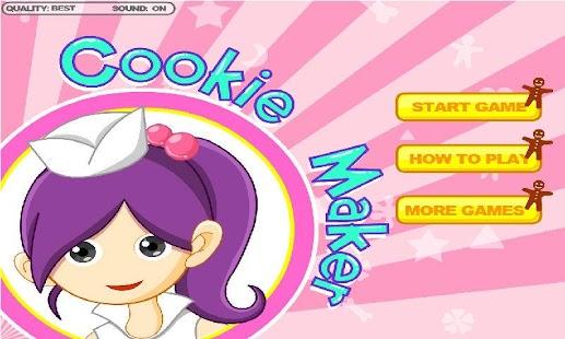 MM做饼干