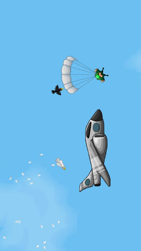Skydiver HD - screenshot