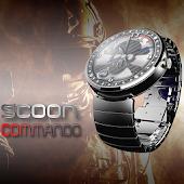 Watch Face Commando 54 combo