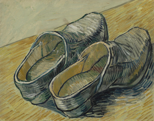 van gogh a pair of chaussures meaning