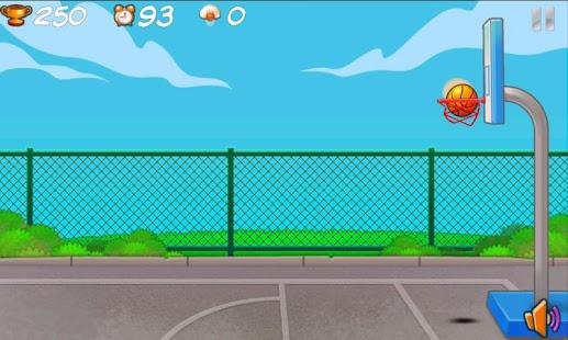Popu BasketBall - náhled