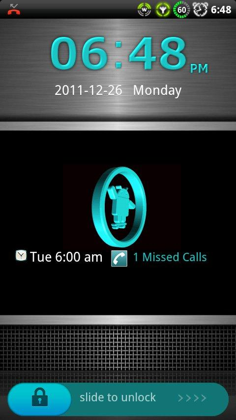 GO Locker Cyanogen Theme - screenshot