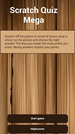 Scratch Mega Quiz